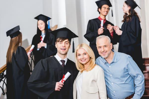 Family-Son-Graduate-Education-Savings-Account-ESA
