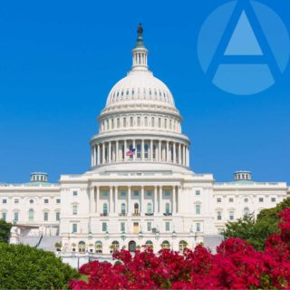 America's capital building Washington DC